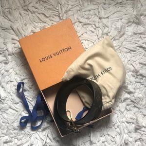 New Louis Vuitton BANDOULIÈRE Shoulder Strap